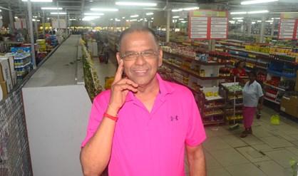 Combe markt Suriname