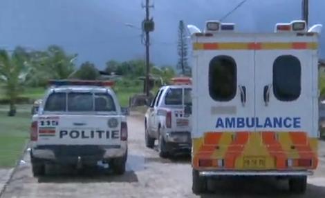 ambulance politie