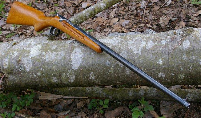 jachtgeweer Suriname