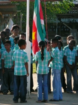 Suriname school