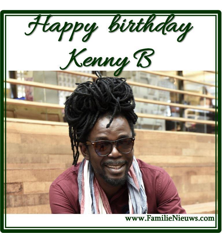 Kenny B Suriname
