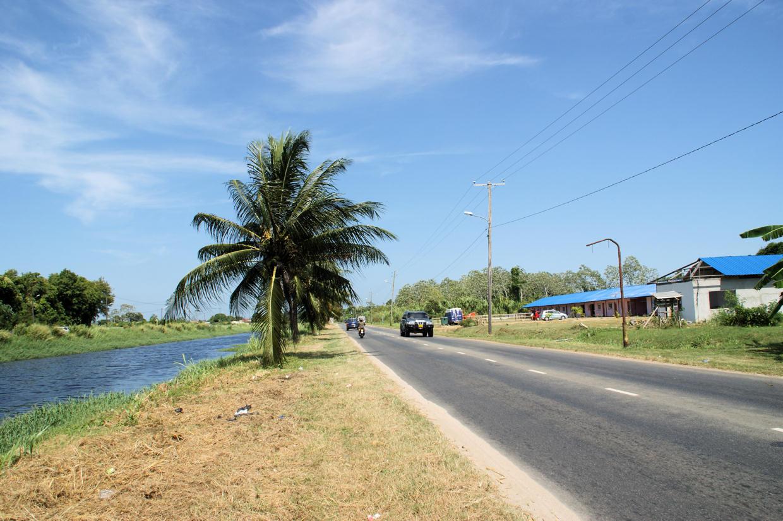 ringweg veranderen Suriname Paramaribo FamilieNieuws