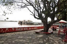 Waterkant Paraaribo