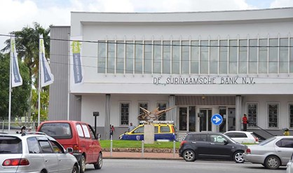 bank Paramaribo