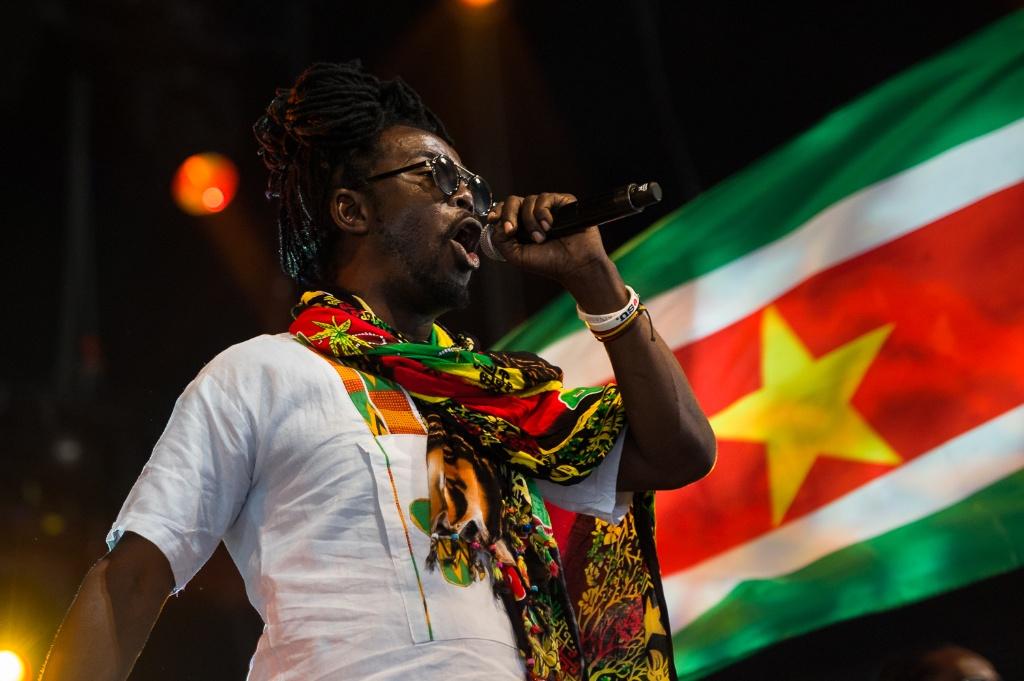 Suriname muziek