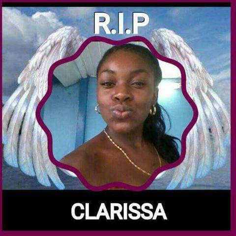 De overleden Clarissa