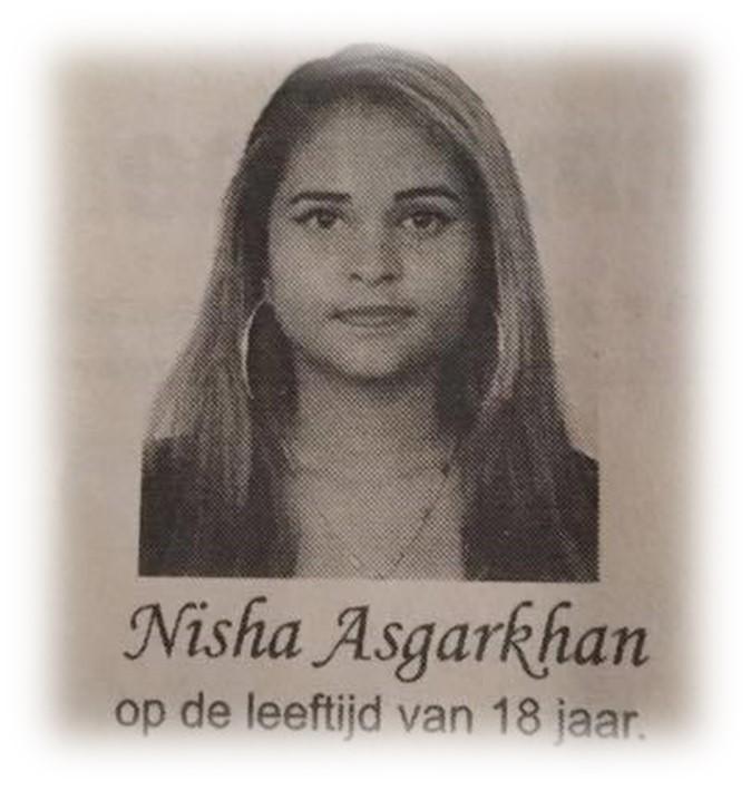 Nisha Asgarkhan