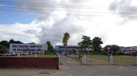 vos School Suriname