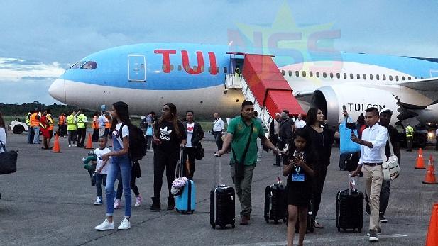Paramaribo vakantie TUI