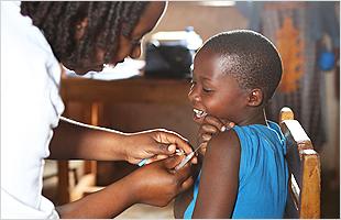 vaccinatie Suriname