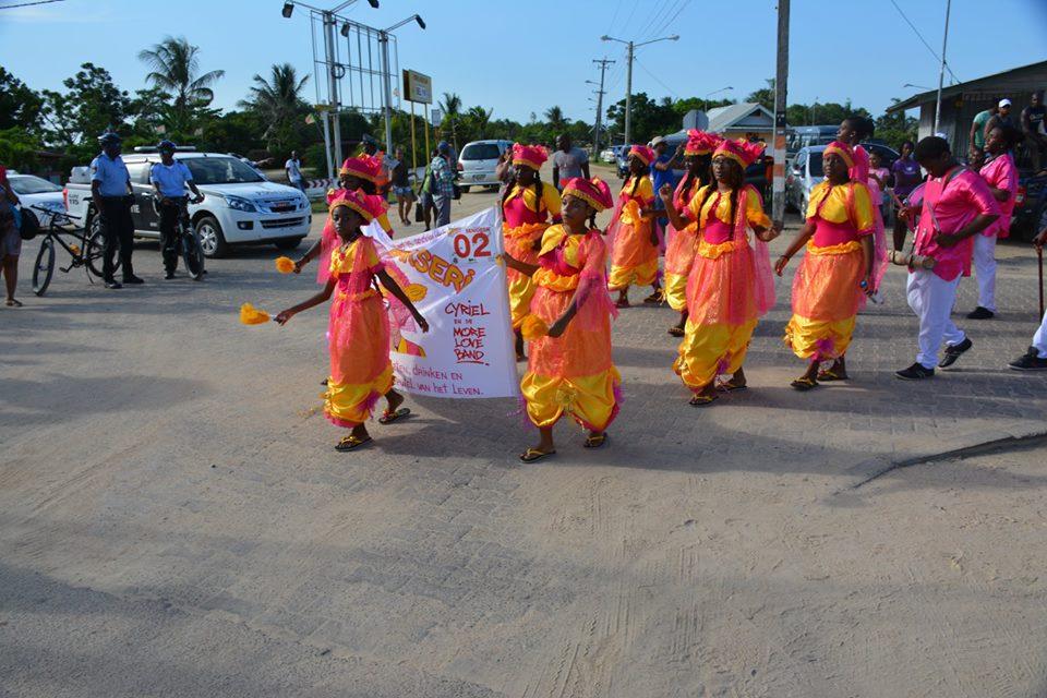 BVSS-Fernandes Avondvierdaagse AVD wandelmars FamilieNieuws Suriname