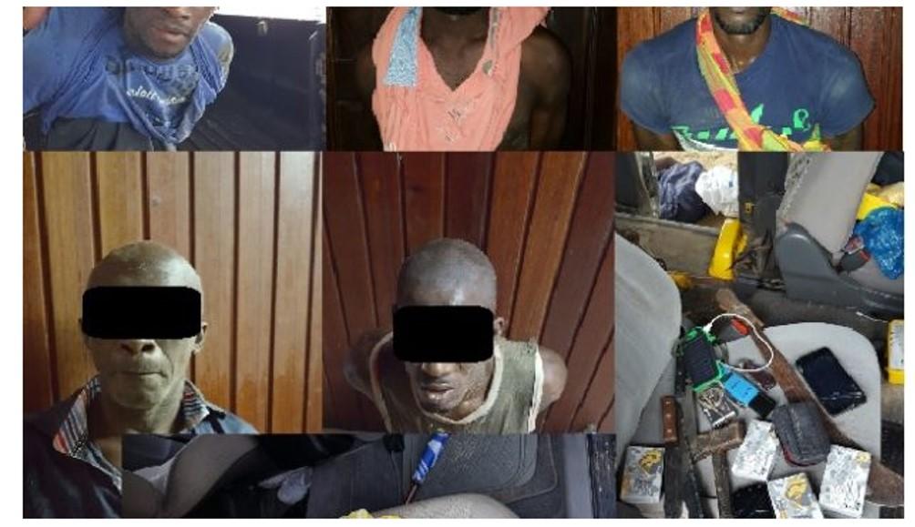 criminelen Suriname
