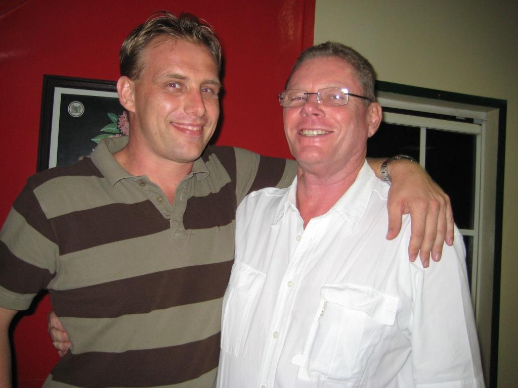 Trevor en Richard - FamilieNieuws.com