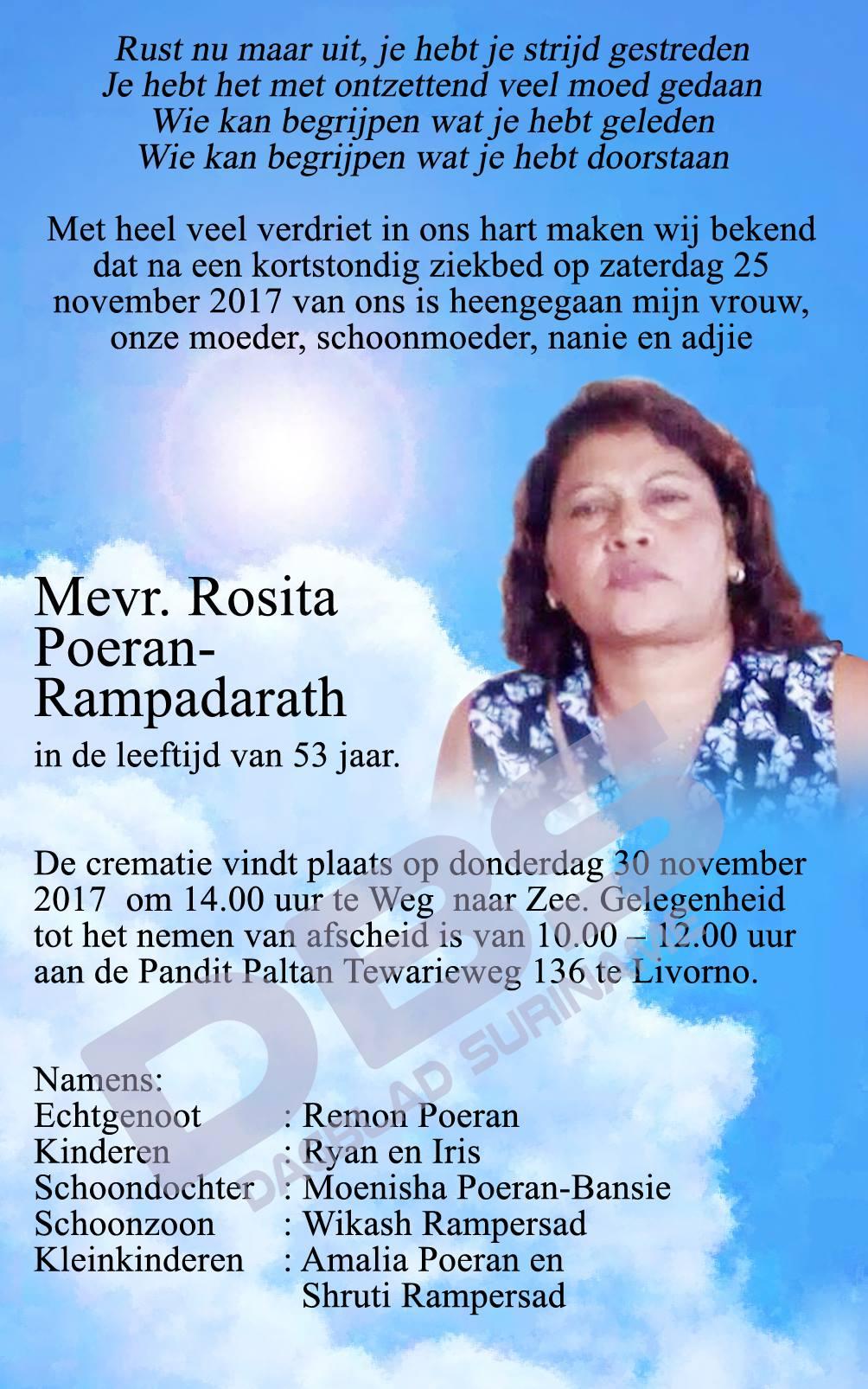 Geslaagd Poeran Suriname FamilieNieuws