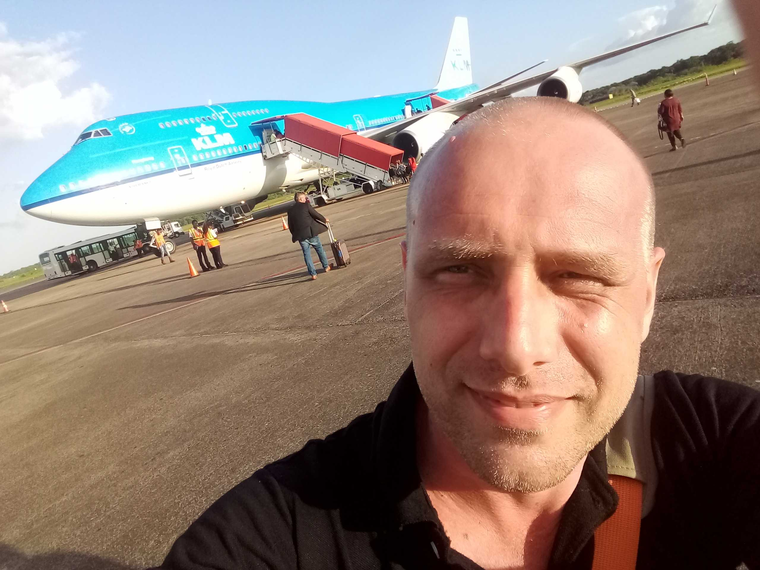 Dag expat life, tot ziens Caribbean, hallo Nederland!