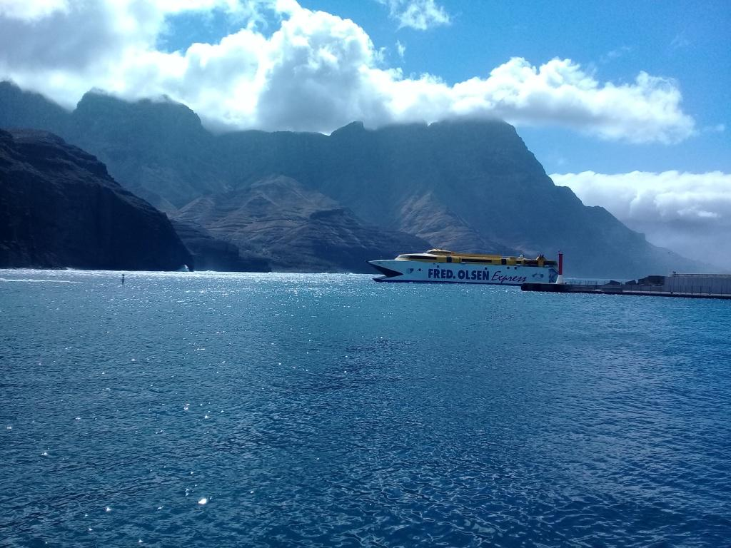 Ferry naar Tenerife, Agaete - FamilieNieuws.com