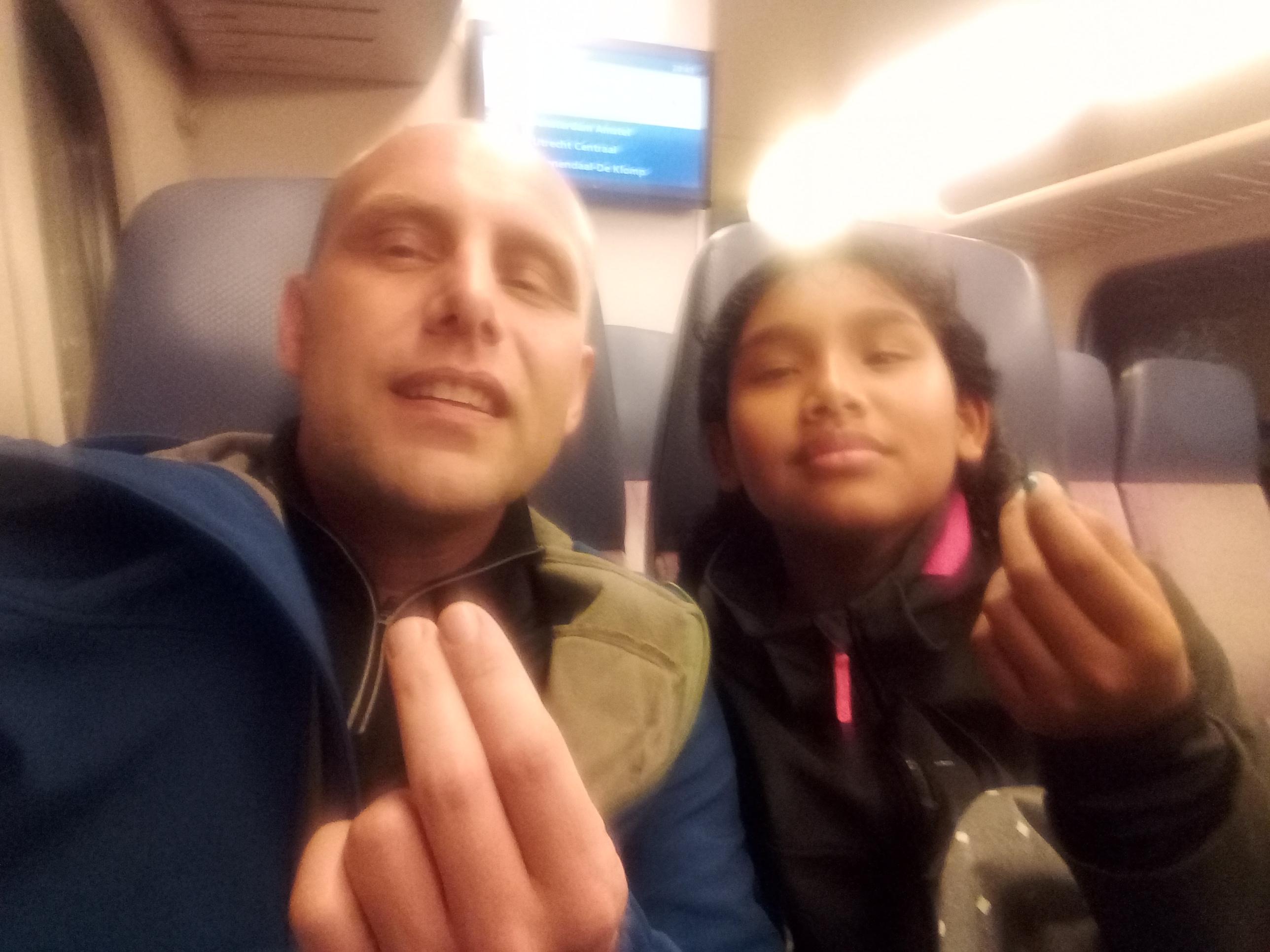 Italian Style in de trein - FamilieNieuws.com