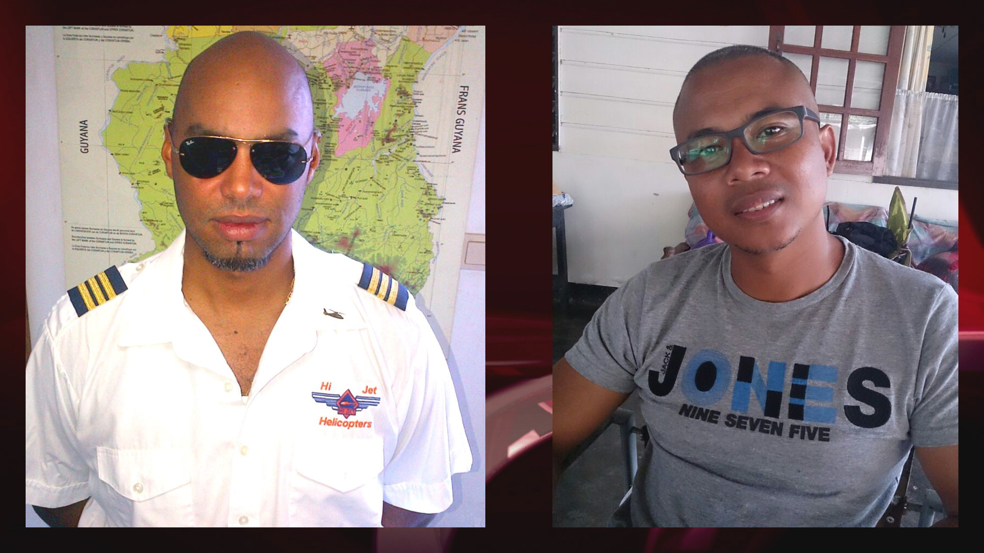 piloten Suriname