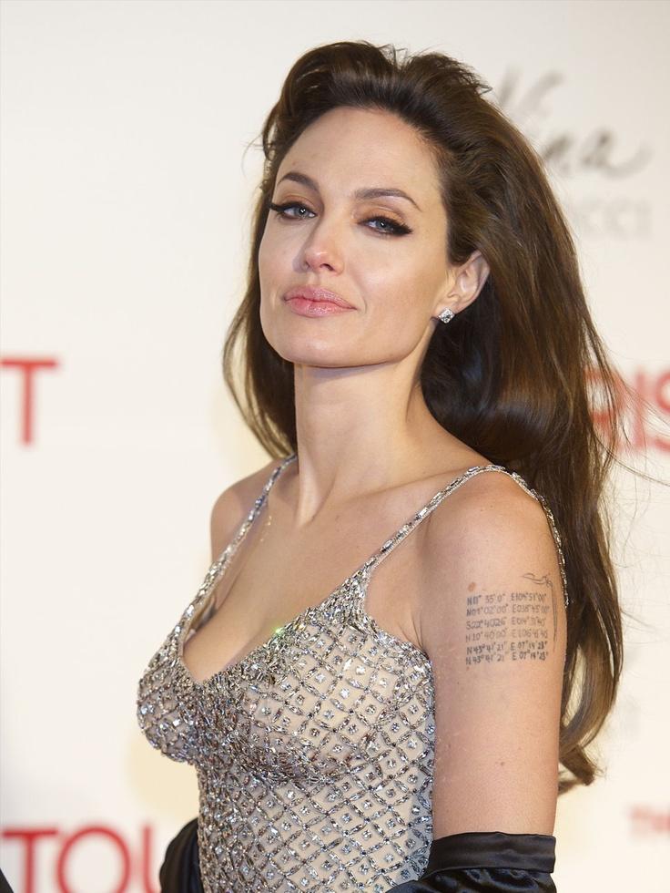 Angelina Jolie celebrity FamilieNieuws