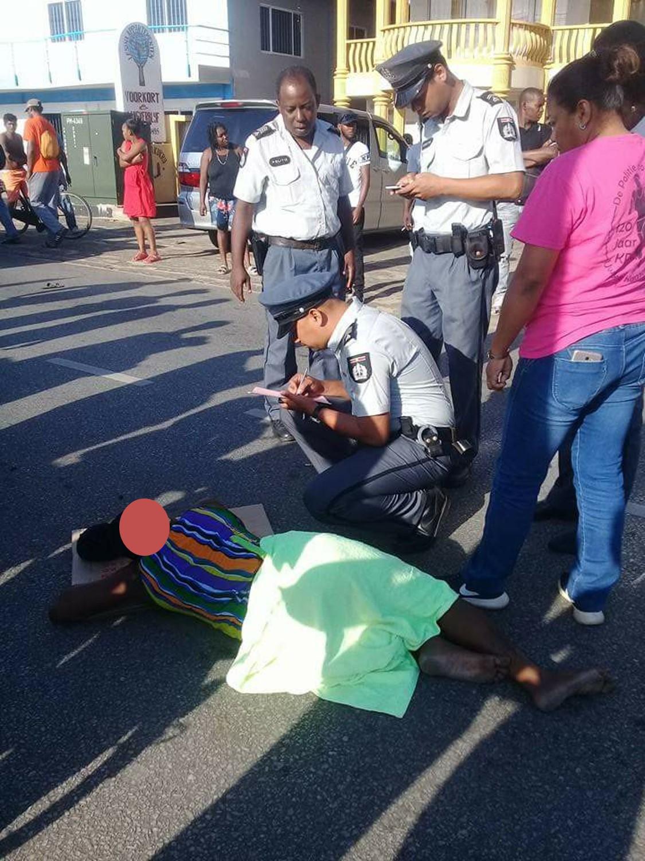 steekpartij politie FamilieNieuws