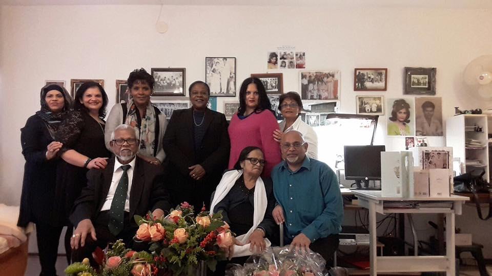 Echtpaar Ramdjan - Wazir in Koornhorst 65 jaar getrouwd!