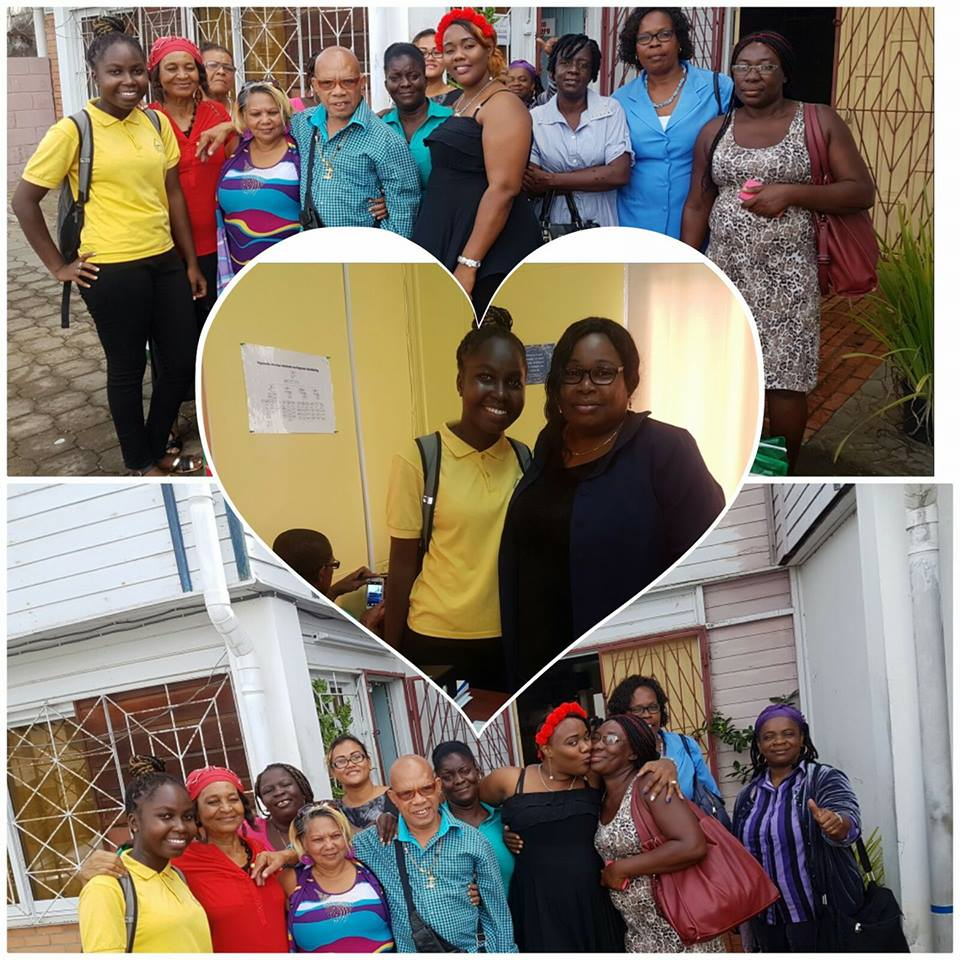 KERST-VOEDSELPAKET doneren Ben Oliviera Suriname FamilieNieuws