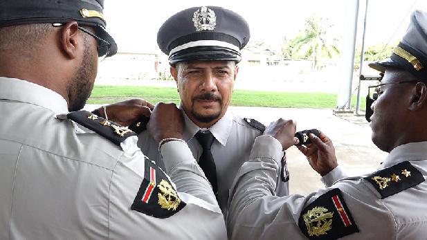 politie Paramaribo Suriname FamilieNieuws