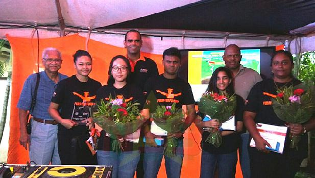 ADEK studente Xaviera Vaseur wint studiebeurs FamilieNieuws Suriname