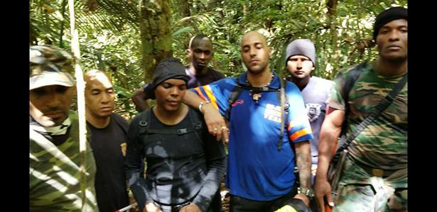 Overleden helikopter Suriname oerwoud FamilieNieuws