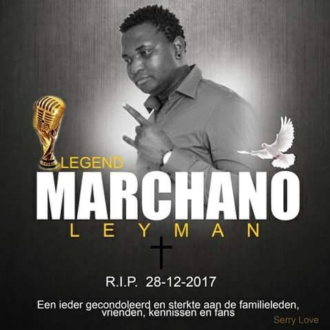 Leyman Ghabiangboys overleden Marciano FamilieNieuws Suriname