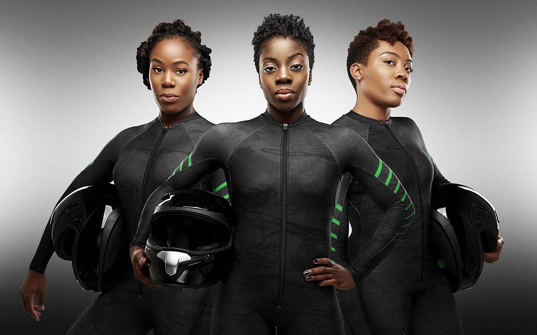Nigeria Bobslee dames - FamilieNieuws.com