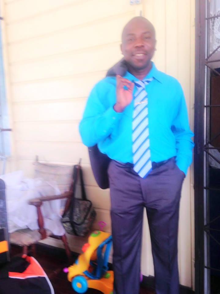 Overleden - 44-jarige Guno Zweevel FamilieNieuws Suriname