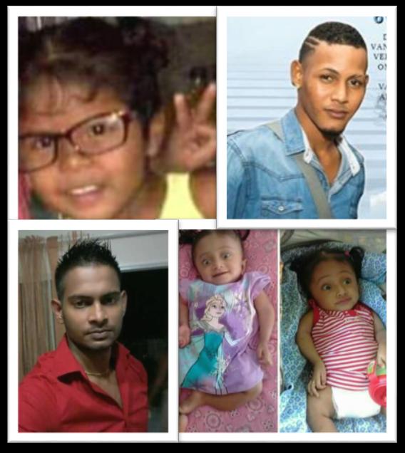 Overleden Suriname maart 2017