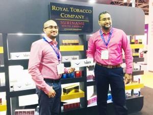 Surinaamse sigaretten FamilieNieuws Suriname brand promo bedrijf