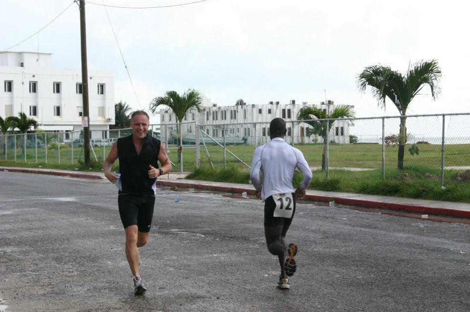 Lionman triathlon Belize - FamilieNieuws.com