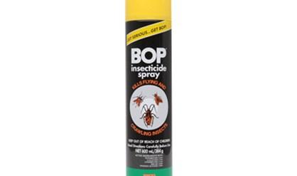 bop spray nep Suriname FamilieNieuws