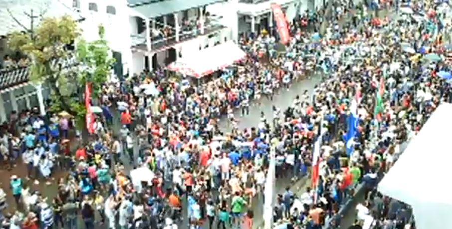 live meekijken telesur Pagara FamilieNieuws Suriname