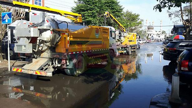 Jodenbree water pagarafestival Suriname FamilieNieuws