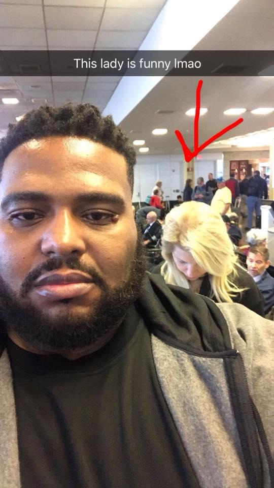 Amerika rasist FamilieNieuws vliegtuig