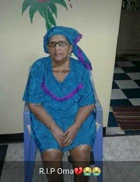 overleden - Nelly bhola gehuwd macdonald FamilieNieuws Suriname