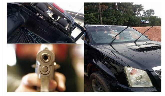 politie schietpartij ondernemen politie man Suriname FamilieNieuws