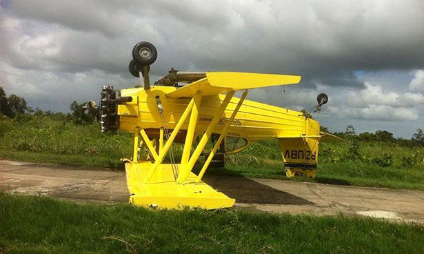vliegtuig crash Suriname FamilieNieuws