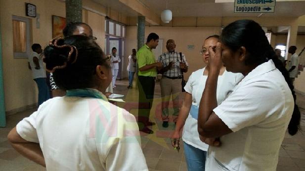 rkz personeel FamilieNieuws Suriname actie