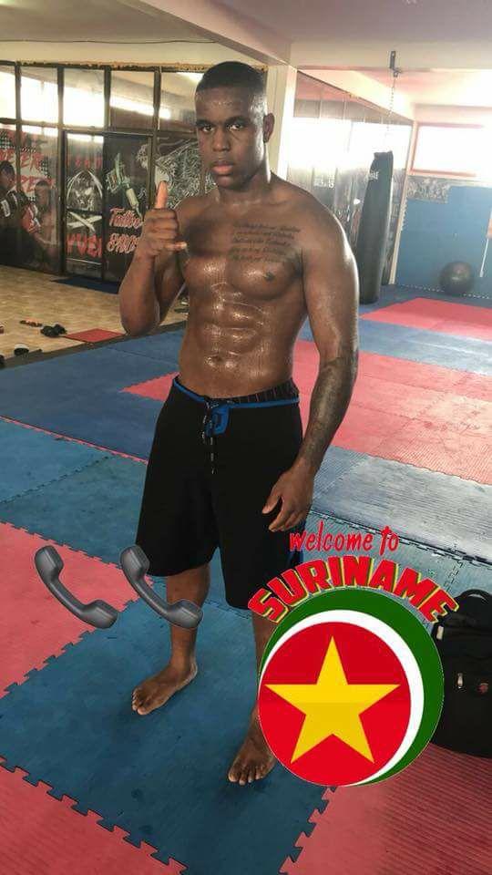 Donegi Abena winnaar Suriname FamilieNieuws Nederland sport