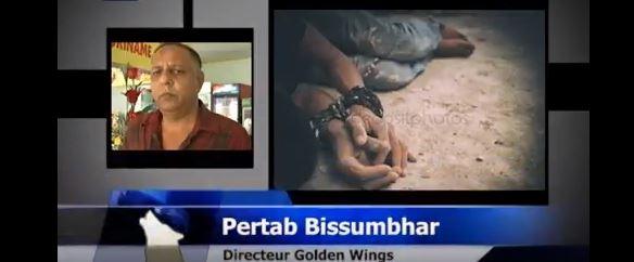 FamilieNieuws Suriname Golden Wing beroving criminelen