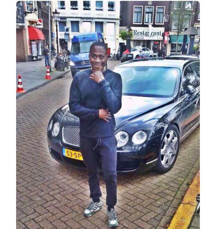 Mijn herinnering aan 25-jarige Leroy Axwijk FamilieNieuws Suriname Nederland