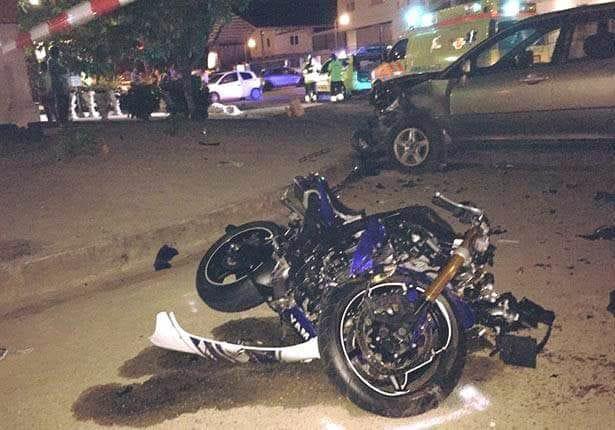 Motorrijder Mel overleden foto van Sital Predeep Suriname overleden FamilieNieuws suriname
