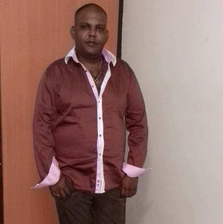 Overleden - 34-jarige Jayant Doerga FamilieNieuws Suriname