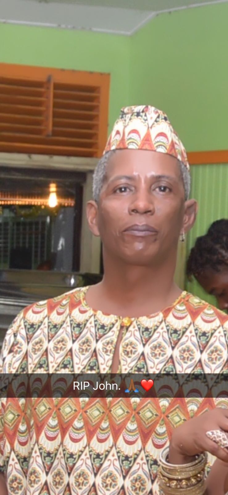 FamilieNieuw Suriname Overleden - 52-jarige John Verbond