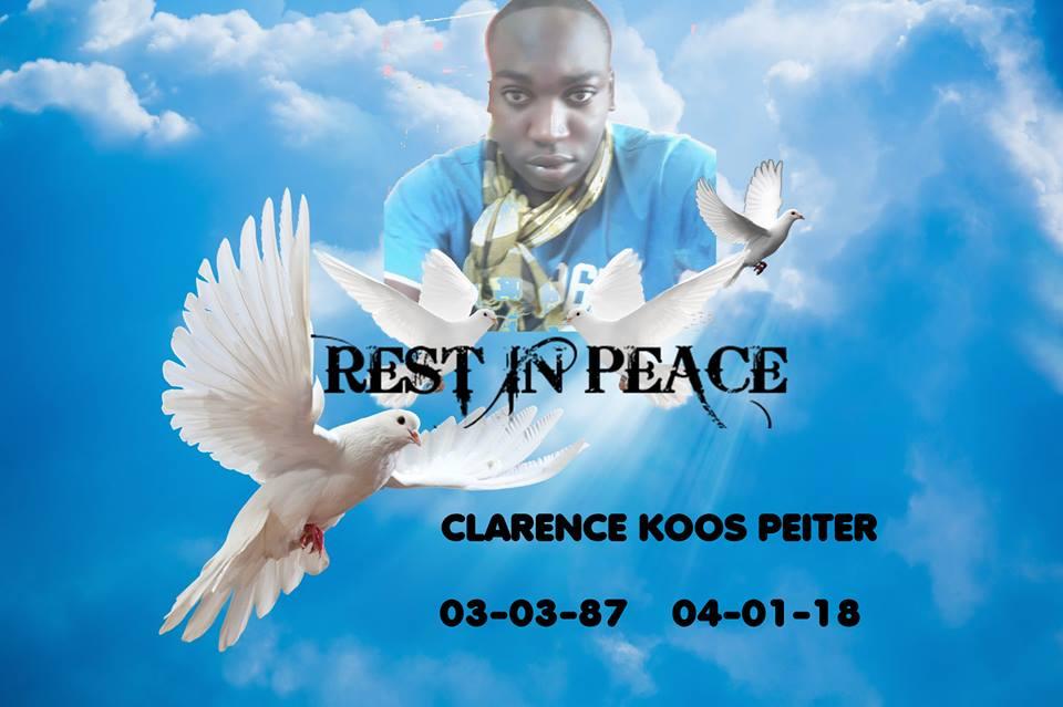 Overleden Clarence Peiter FamilieNieuws Suriname 1